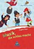 English Raps, 2 Audio-CDs, Audio-CD / Junge Dichter und Denker: Musik, die schlau macht