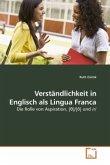 Verständlichkeit in Englisch als Lingua Franca