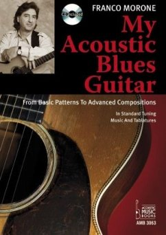 My Acoustic Blues Guitar - Morone, Franco