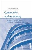 Community and Autonomy