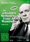Die seltsamen Methoden des Franz Josef Wanninger, Folgen 22-36 (3 DVDs)