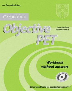 Objective PET - Second Edition. Workbook without answers