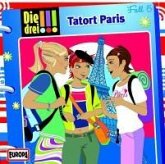Tatort Paris / Die drei Ausrufezeichen Bd.5 (1 Audio-CD)