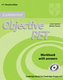 Objective PET - Second Edition. Workbook with answers