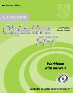 Objective PET - Second Edition. Workbook with answers - Hashemi, Louise