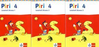Piri Das Sprach-Lese-Buch. Leseheft 4. Schuljahr