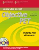 Objective PET - Second Edition. Self-study Pack (Student's Book with answers, CD-ROM and Audio-CDs)
