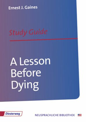 an analysis of a lesson before dying by ernest j gaines A lesson before dying the autobiography of miss jane pittman a gathering of old men:  the ernest j gaines center at the university of louisiana at lafayette.