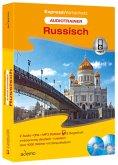 Audiotrainer Expresswortschatz Russisch, 2 Audio-CDs