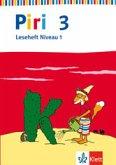 Piri. Das Sprach-Lese-Buch. Ausgabe Ost. 3. Schuljahr