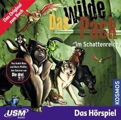 Das wilde Pack im Schattenreich / Das wilde Pack Bd.8 (1 Audio-CD)