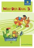3. Schuljahr, 1 CD-ROM / Welt der Zahl - Lernsoftware, Ausgabe 2009