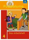 Pusteblume. Das Sprachbuch 4. Arbeitsheft. Nordrhein-Westfalen