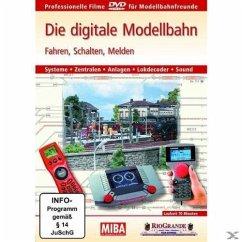 Die digitale Modellbahn