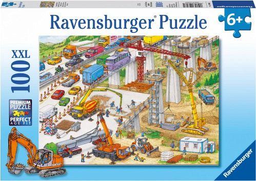100 teile puzzle
