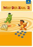 Welt der Zahl 2. Schülerband. Hessen, Rheinland-Pfalz und Saarland