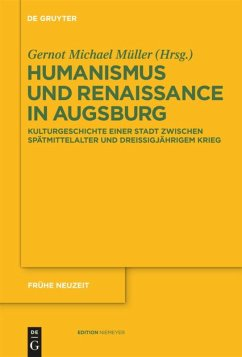 Humanismus und Renaissance in Augsburg