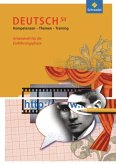 Kompetenzen - Themen - Training. Arbeitsheft. Einführungsphase. (G8)
