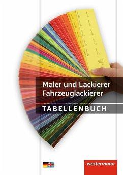 Maler und Lackierer, Fahrzeuglackierer Tabellenbuch - Littmann, Klaus; Littmann, Kornelia