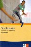Schnittpunkt - Ausgabe für Schleswig-Holstein. Neubearbeitung. Arbeitsheft Basisniveau plus Lösungsheft 7. Schuljahr