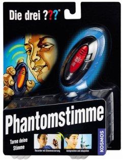 Kosmos 631253 - Die drei ???: Phantomstimme
