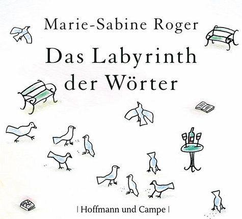 Das Labyrinth der Wörter, 3 Audio-CDs - Roger, Marie-Sabine