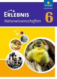 Erlebnis Naturwissenschaft 6. Schülerband. Rhei...