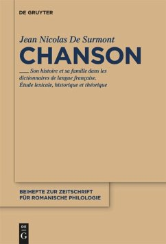 Chanson - Surmont, Jean N. de