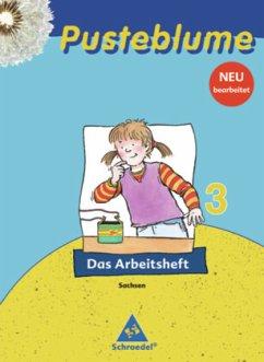 Pusteblume. Das Sachbuch 3. Arbeitsheft. Sachsen
