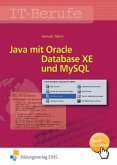 Java mit Oracle Database XE und MySQL