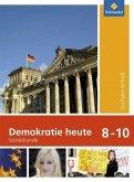 Demokratie heute 8 - 10. Schülerband. Sachsen-Anhalt