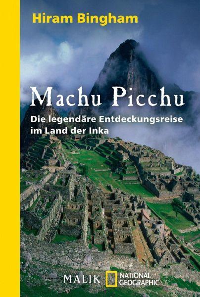 Machu Picchu - Bingham, Hiram
