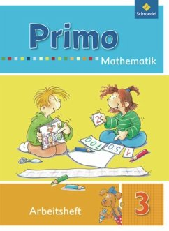 Primo.Mathematik 3. Arbeitsheft