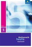Mathematik heute 5. Arbeitsheft. Thüringen