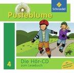 4. Schuljahr, Die Hör-CD zum Lesebuch / Pusteblume, Das Lesebuch, Allgemeine Ausgabe 2009