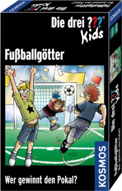 Kosmos 699499 - Die drei ??? Kids: Fußballgötter