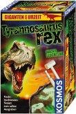Kosmos 630409 - Tyrannosaurus Rex, nachtleuchtend, Ausgrabung