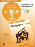 Hal Leonard Klavierschule, Übungsbuch, 1 Audio-CD. Tl.3