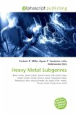 Heavy Metal Subgenres