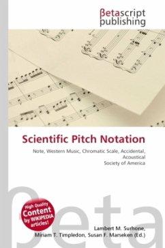 Scientific Pitch Notation