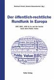 Der öffentlich rechtliche Rundfunk in Europa