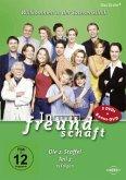In aller Freundschaft - Die 02. Staffel, Teil 2, 13 Folgen (4 DVDs)