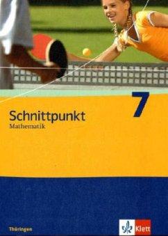 Schnittpunkt Mathematik. Schülerbuch 7. Schulja...