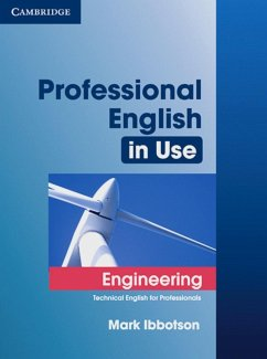 Professional English in Use Engeneering