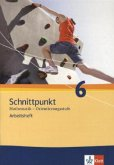 Schnittpunkt Mathematik - Ausgabe für Schleswig-Holstein. Neubearbeitung. Arbeitsheft Orientierungsstufe plus Lösungsheft 6. Schuljahr