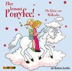 Die Reise zur Wolkenfee / Hier kommt Ponyfee! Bd.15 (1 Audio-CD)