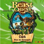 Clark, Riese des Dschungels / Beast Quest Bd.8 (1 Audio-CD)