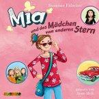 Mia und das Mädchen vom anderen Stern / Mia Bd.2 (2 Audio-CDs)