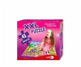 Zoch 606034961 - Prinzessin Riesenpuzzle, 45 Teile