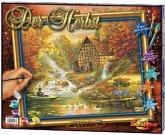 Schipper 609130507 - Der Herbst, MNZ, Malen nach Zahlen